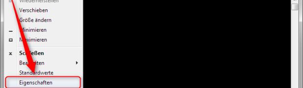 Text aus Zwischenablage in DOS Box Einfügen
